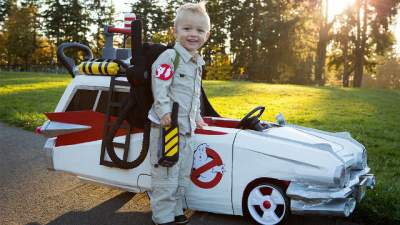 ghostbusters halloween costume - Coolest Kids Halloween Costumes