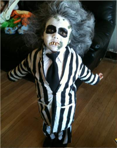 halloween costumes for kids beetlejuice - Coolest Kids Halloween Costumes