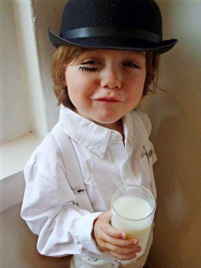 kids halloween costumes clockwork orange - Coolest Kids Halloween Costumes