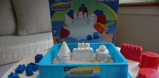 Sands Alive Castle Set