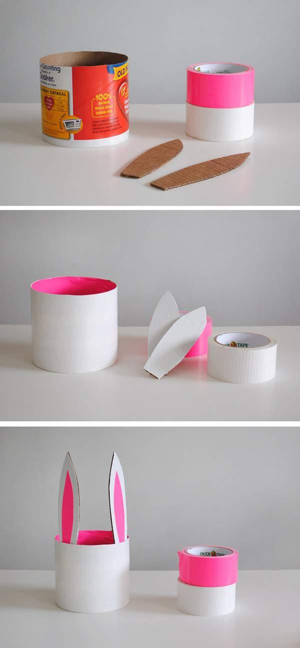 Bunny Basket Items