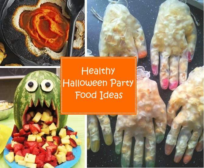 Beautiful Halloween Party Dinner Ideas Part - 4: Little Matrix