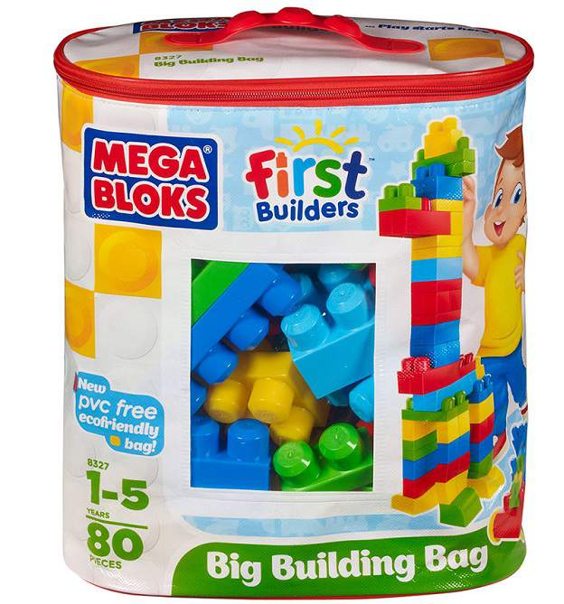 Mega Blocks First Builders