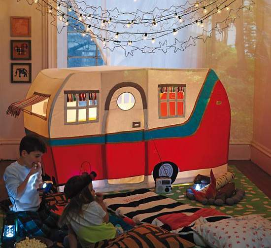 Jetaire camper play tent