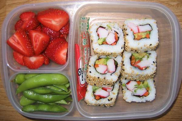 Sushi Kids Lunch Box
