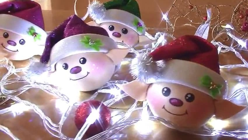 Unique Christmas Garland